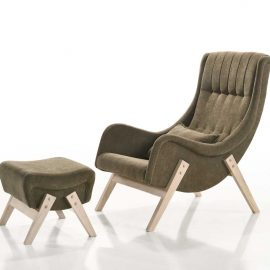 Scandinavian RELAX CHAIR
