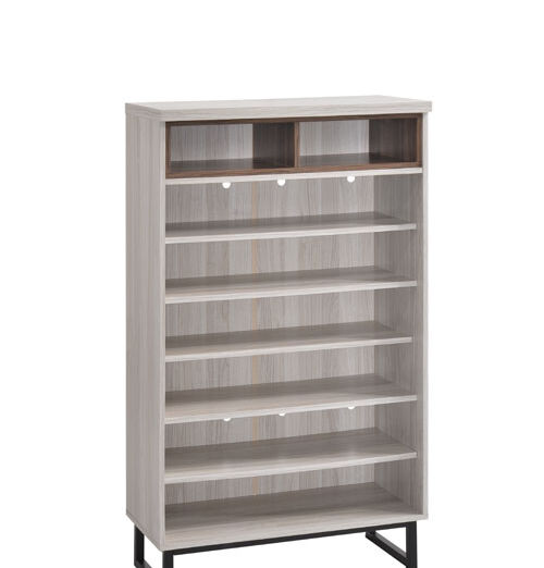 JARVY SHOE CABINET (6 level shelf)