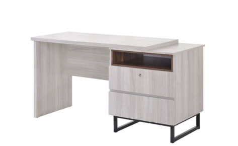 Jarvy Working Desk (5 Ft) 3053-Ww+Oak*T1