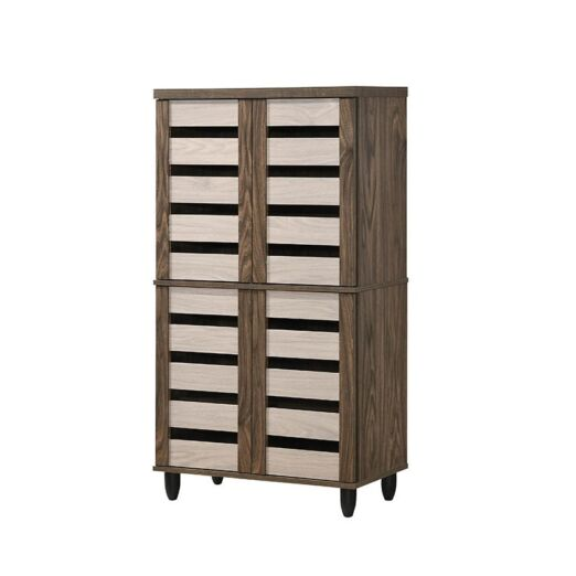 JIM 4 DOORS SHOE CABINET