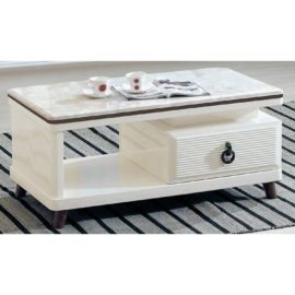 COFFEE TABLE WITH MARBLE TOP 3M-CT-1043
