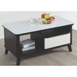 COFFEE TABLE WITH GLASS TOP 3M-CT-1068