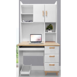 WOODEN STUDY TABLE 3M-WT-4043