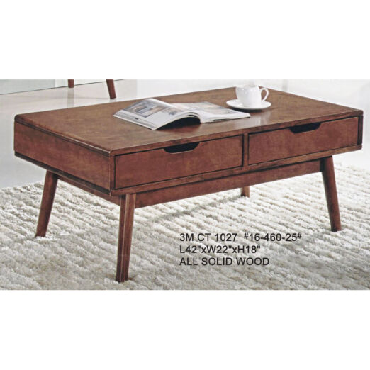 WOODEN COFFEE TABLE 3M-CT-1027
