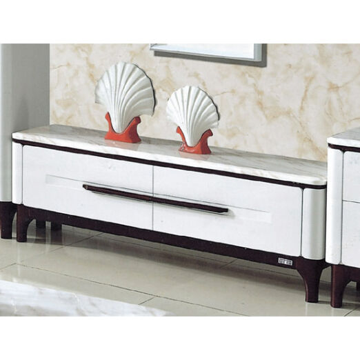 MARBLE TOP TV CONSOLE 3M-TV-1115