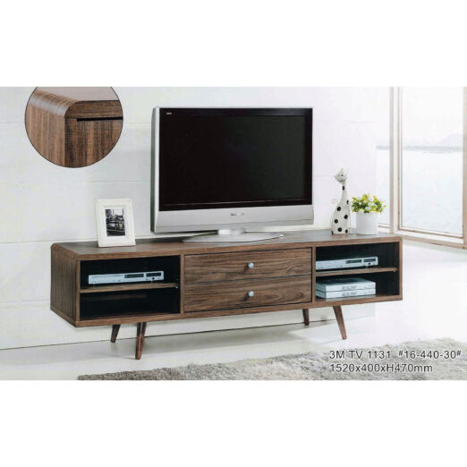 WOODEN TV CONSOLE 3M-TV-1131