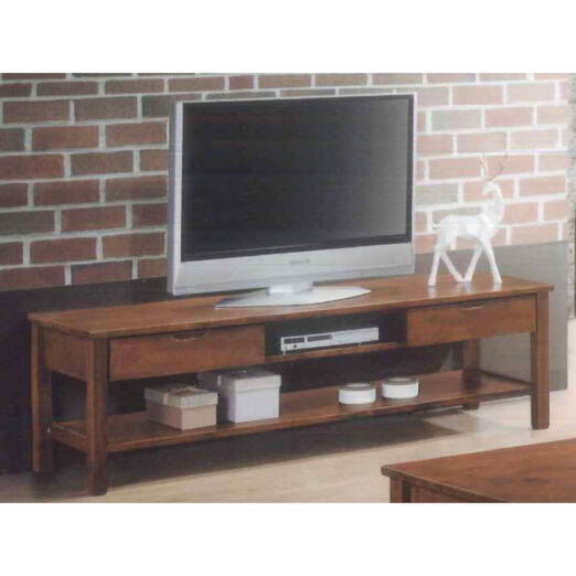 SOLID WOOD TV CONSOLE 3M-TV-1161