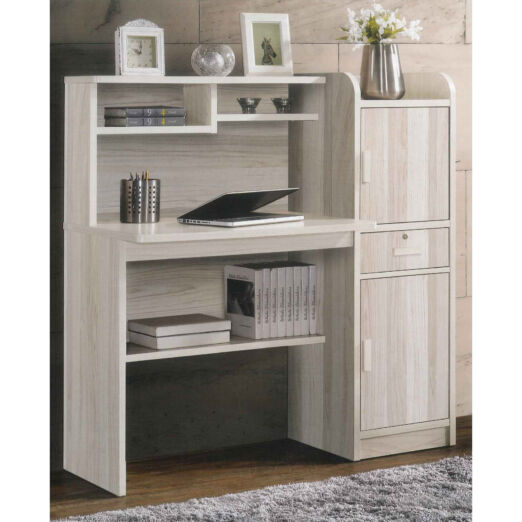 WOODEN STUDY TABLE WITH STORAGE 3M-WT-4040