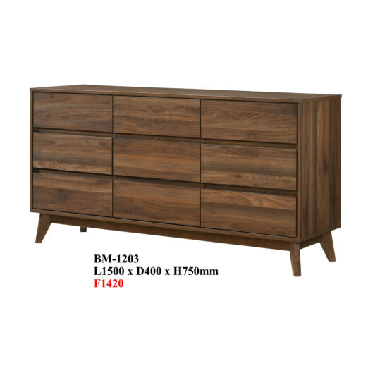 CHEST OF DRAWER BM-1203*T4