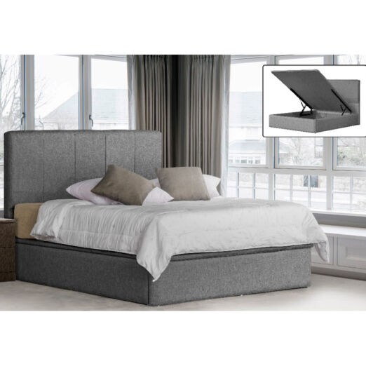 Flavia Storage Bed frame