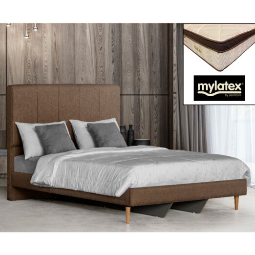 Sammy Bed frame + MyLatex Mattress Combo