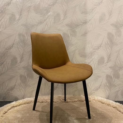 Bruno Dining Chair (Brown)