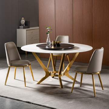 Carmelo Dining Table (without turntable)