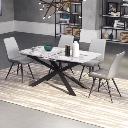 Sabrina Extendable Dining Table