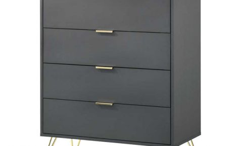 Arden Chest Of Drawer (4 Drawer)
