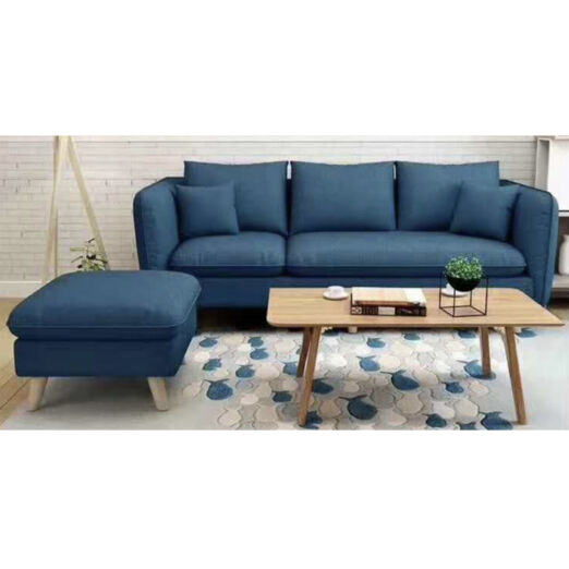 Capella 3-Seater with Ottoman