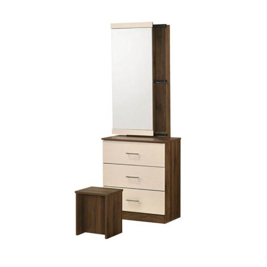 JACOB 3 DRAWER DRESSING TABLE