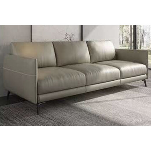 Nario 3-seater with ottoman