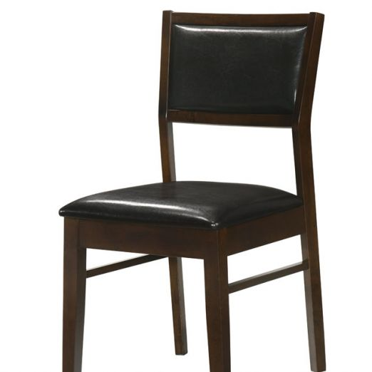 Scandinavian Dining Chair 1703-Capp *T1