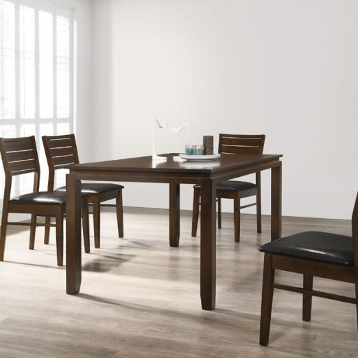 Scandinavian Set: 1 Table+6 Chairs 16359+1704*T1