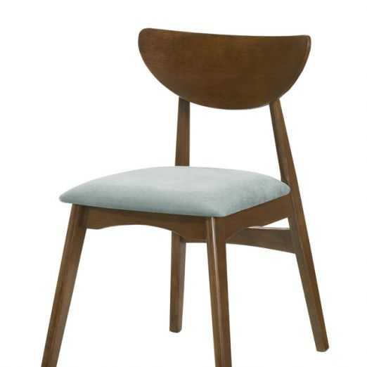 Scandinavian DINING CHAIR 2010-WN Blue*T1