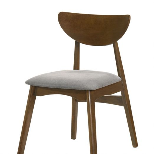 Scandinavian DINING CHAIR 2010-WN Grey*T1
