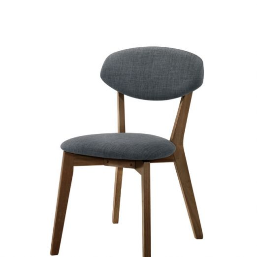 Scandinavian DINING CHAIR 34-WW Black*T1
