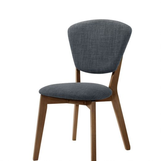 Scandinavian DINING CHAIR 38-WW Black*T1