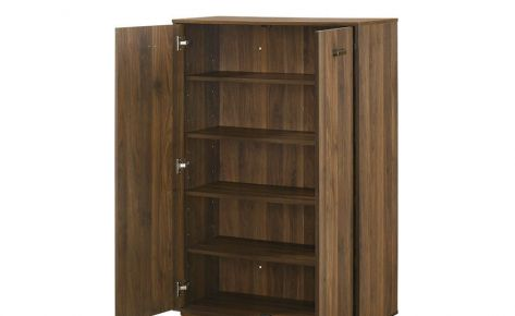 EDDA SHOE CABINET (5 LEVEL SHELF)