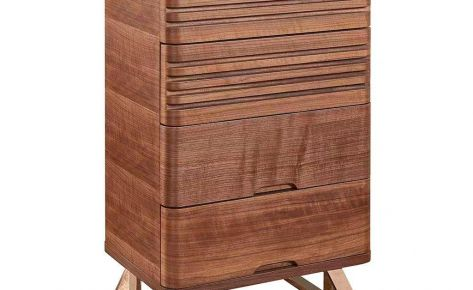 Noceli 4 Drawer Cabinet