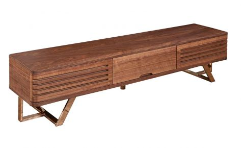 Noceli Paneled TV Console
